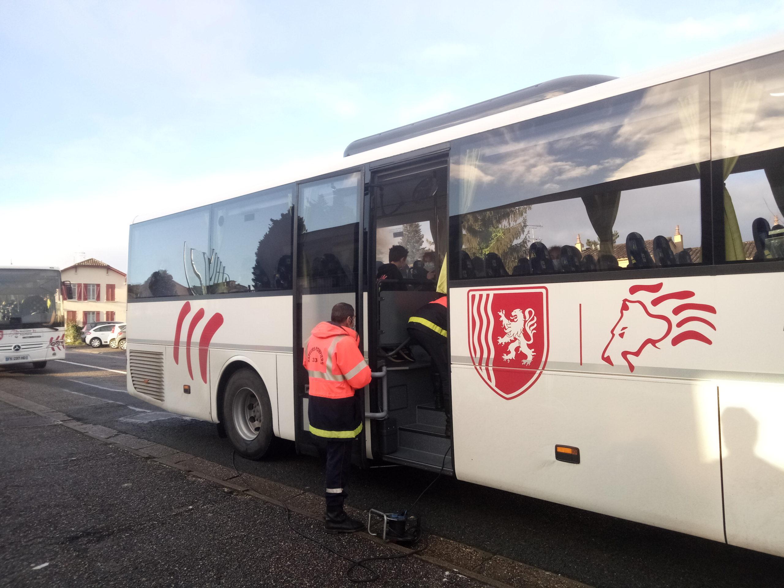 Sécurité dans les transports en commun